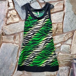 ***3 for $15 Fresh of LA sleeveless dress sz L